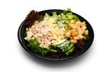 Cézár Saláta - öntettel