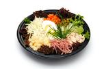 De Lux saláta  -  öntettel